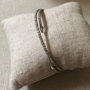 Stretch/wrap bracelet